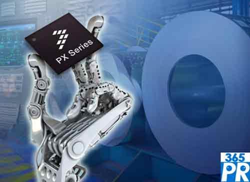 飞思卡尔半导体pxs20系列mcu面向工业安全应用